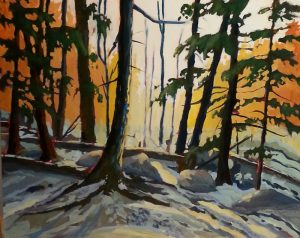 Forest Light - SOLD!